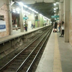 Photo taken at Estação Osasco (CPTM) by Cesar B. on 3/7/2012