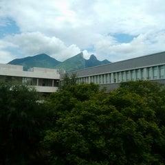 Photo taken at Aulas 4 by Karim M. on 8/20/2012