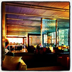 Photo taken at BA Galleries First Lounge by Mick Y. on 9/7/2012