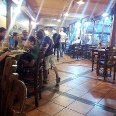 Photo taken at Giardino della Birra by Andrea T. on 6/9/2012