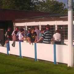 Photo taken at FC Moortsele by Ulrik ✈. on 6/16/2012