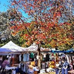 Photo taken at Glebe Markets by Simon T. on 6/9/2012