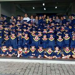 Photo taken at 崇文三语附属 Sekolah Nasional Plus Cinta Budaya by Liefong L. on 6/16/2012