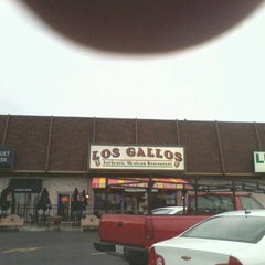 Photo taken at Los Gallos Mexican Restaurant by Allen B. on 4/14/2012