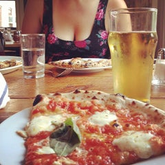 Photo taken at Barboncino by Kara M. on 6/2/2012