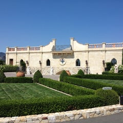 Photo taken at Del Dotto Vineyards by Sam G. on 9/1/2012