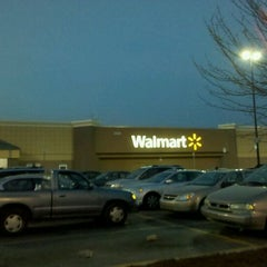 Photo taken at Walmart Supercenter by Cameron S. on 3/29/2012