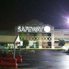 Photo taken at Safeway by Calvin on 7/22/2012
