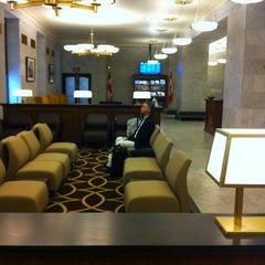 Photo taken at VIA Rail Business Lounge - Union Station by Nancy K. on 6/10/2012