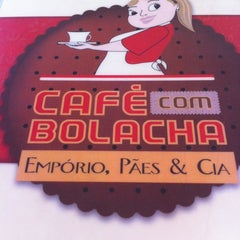 Photo taken at Café Com Bolacha by Rodrigo d. on 6/8/2012