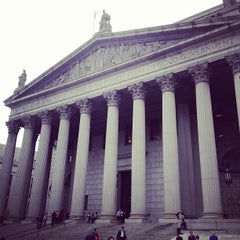 Photo taken at New York Supreme Court by Karen D. on 6/13/2012