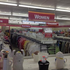 Photo taken at Half Price Goodwill by Maddie on 8/15/2012