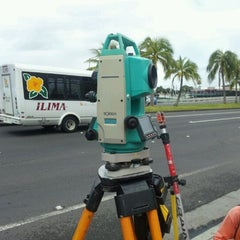 Photo taken at Walter P. Thompson, Inc. Surveying & Mapping by Fidencio Fredrick D. on 4/20/2012