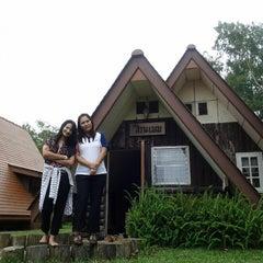 Photo taken at อช.ภูสวนทราย บ้านนาแห้ว by Park D. on 7/5/2012