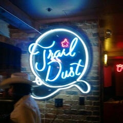 Photo taken at Trail Dust Steak House by Ralph S. on 2/29/2012