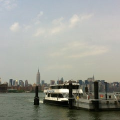 Photo taken at East River Ferry - North Williamsburg Terminal by Isa L. on 5/27/2012