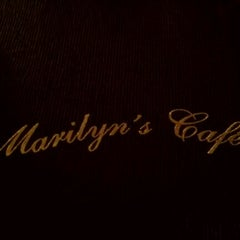 Photo taken at Marilyn's Café by DJ D. on 3/10/2012