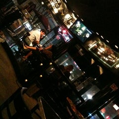 Photo taken at Lucky Luciano by Martín L. on 4/6/2012