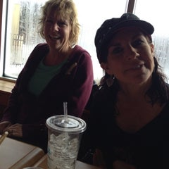Photo taken at Caribou Coffee by Briana v. on 2/11/2012