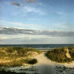 Photo taken at Palmetto Dunes Oceanfront Resort by Heather P. on 5/19/2012