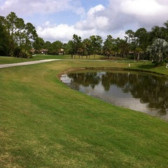 Photo taken at Sheraton PGA Vacation Resort, Port St. Lucie by Seth P. on 2/27/2012