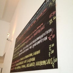 Photo taken at YamYam Trattoria Pizzeria by Mirko M. on 6/14/2012
