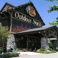 Photo taken at Bass Pro Shops by Hank M. on 4/22/2012