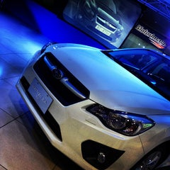 Photo taken at Motor Image Philippines [Subaru] by Raffy D. on 7/14/2012