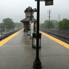 Photo taken at LIRR - Valley Stream Station by Sean H. on 5/21/2012