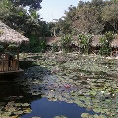 Photo taken at Parque de las Leyendas by Nats C. on 7/21/2012