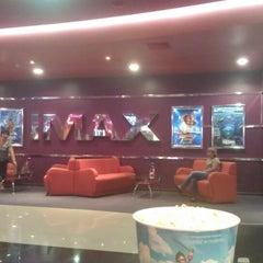 Photo taken at Планета Кіно IMAX by Валентин К. on 6/25/2012