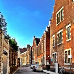 Photo taken at Cambridge by Олег О. on 7/26/2012