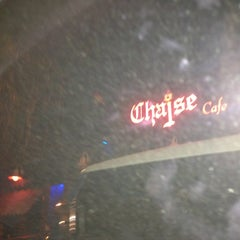 Photo taken at Chaise Cafe by Zeez K. on 7/27/2012