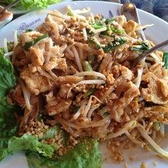 Photo taken at Pasara Thai by Shandi P. on 4/6/2012