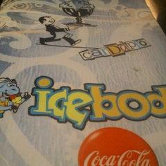 Photo taken at Ice Bode by Luiz Antônio A. on 3/29/2012
