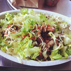 Photo taken at Chipotle Mexican Grill by Samantha D. on 5/27/2012