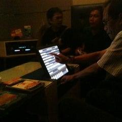 Photo taken at NAV Karaoke by Wahyu Agus P. on 2/11/2012