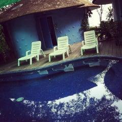 Photo taken at Smor Spa Village & Resort by Lek on 2/19/2012