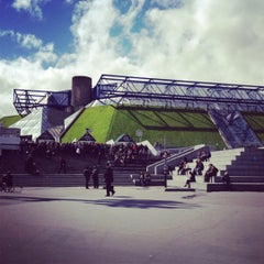 Photo taken at AccorHotels Arena by Alexis S. on 4/29/2012