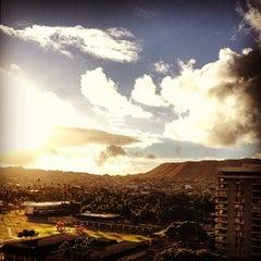 Photo taken at Hyatt Place Waikiki Beach by angelita f. on 9/3/2012