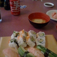 Photo taken at Sushi Zone by Joe A. on 6/26/2012