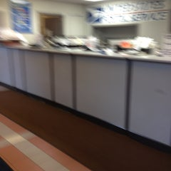 Photo taken at US Post Office by Stephanie M. on 8/3/2012