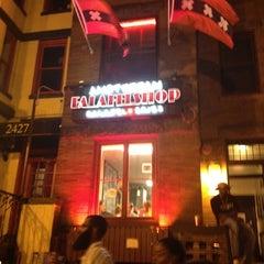 Photo taken at Amsterdam Falafelshop by Steve P. on 7/29/2012