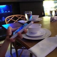 Photo taken at Cafe Eduardo by Trina D. on 3/30/2012