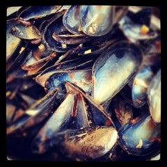 Photo taken at Salt Shaker Deli by Eva S. on 9/3/2012