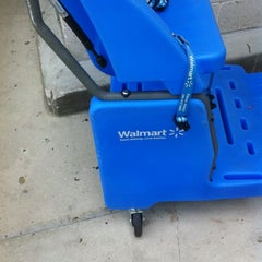 Photo taken at Walmart Supercenter by Harvey S. on 5/15/2012