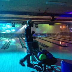 Photo taken at Diversey River Bowl by Rumala S. on 3/19/2012