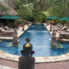 Photo taken at Puri Mas Boutique Resorts & Spa by 상민 이. on 3/7/2012