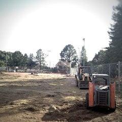 Photo taken at Owen Jones Memorial Field by Dana B. on 3/1/2012