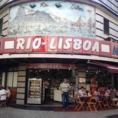 Photo taken at Padaria Rio-Lisboa by Erasmo A. on 8/9/2012